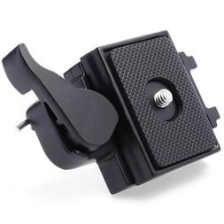 SLR DSLR Camera Lens Tripod Quick Release Clamp Plate Mount