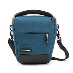 BAGSMART Digital SLR/DSLR Compact Camera Shoulder Bag, Holst