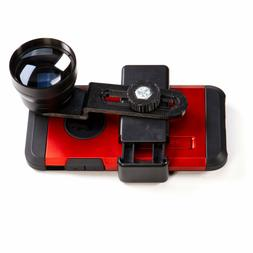 Smartphone Camera 37mm Lens & Filter Clip Kit