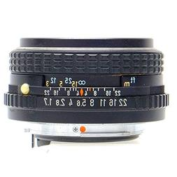 smc m manual focus lens