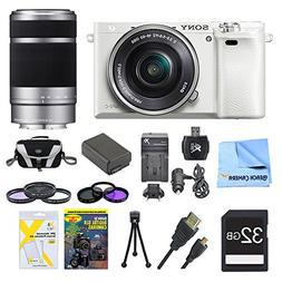 Sony a6000 ILCE6000LW ILCE-6000L/W ILCE6000 Alpha a6000 24.3