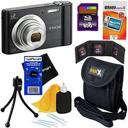 Sony Cyber-Shot DSC-W800 20.1 MP Digital Camera with 5X Opti