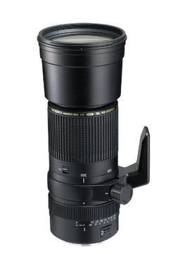 SP A08 - Telezoomobjektiv - 200 -500 mm
