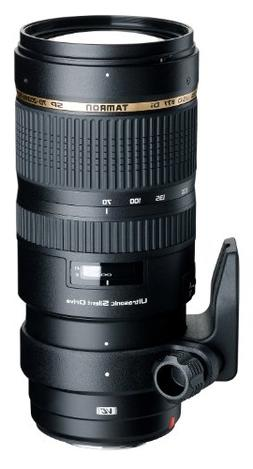 Tamron SP 70-200mm F2.8 Di VC USD Telephoto Zoom Lens for Ca
