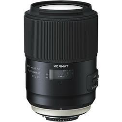 Tamron SP 90mm f/2.8 Di VC USD Macro Lens for Nikon Cameras