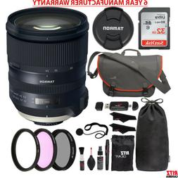 Tamron SP 24-70mm F/2.8 Di VC USD G2 for Nikon DSLR Cameras