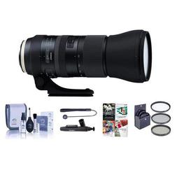 Tamron SP 150-600mm F/5-6.3 Di VC USD G2 Lens for Nikon DSLR