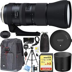 Tamron SP 150-600mm F/5-6.3 Di VC USD G2 Zoom Lens for Nikon