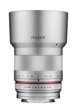 Rokinon 35mm F1.2 High Speed Wide Angle Lens for Sony E-Moun