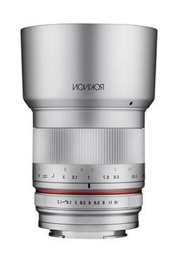 Rokinon 35mm F1.2 High Speed Wide Angle Lens for Sony E-Moun