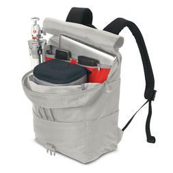stile bravo 50 camera and laptop backpack