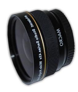 Polaroid Studio Series .43X HD Wide Angle Lens 37mm