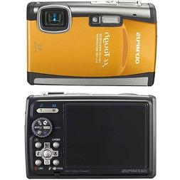 Olympus Stylus Tough-6000 10 MP Waterproof Digital Camera wi