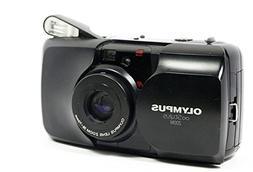 Olympus Stylus Zoom Black Colored 35mm Film Camera W/olympus