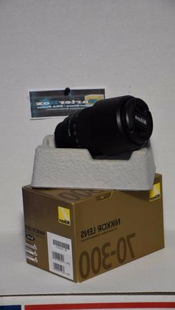Spring Deal Sale 70-300 Nikon Af Zoom Nikkor 70-300mm f/4-5.