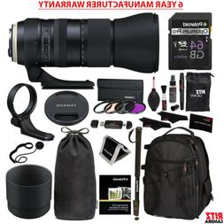 Tamron AFA022N700 SP 150-600mm Di VC USD G2 f/5.6-40.0 Telep