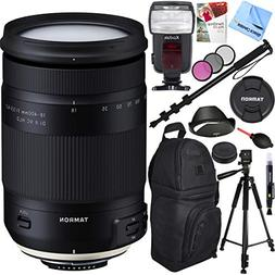 Tamron 18-400mm f/3.5-6.3 Di II VC HLD All-in-One Zoom Lens