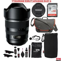 Tamron SP AFA012C700 15-30mm f/2.8 Di VC USD Wide-Angle Lens