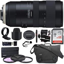 Tamron SP 70-200mm F/2.8 Di VC G2 for Nikon FX Digital SLR C