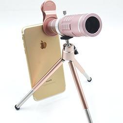 18X Telephoto Lens Clip-on Cell Phone Camera Telescope Lens