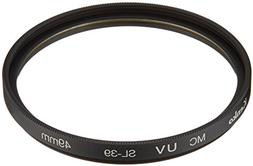 Kenko-Tokina 49mm UV  Multi-Coated SL-39 Optical Glass Filte