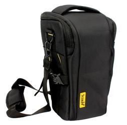 Top-Load Holster Camera Bag Large Medium Size DSLR SLR Zoom