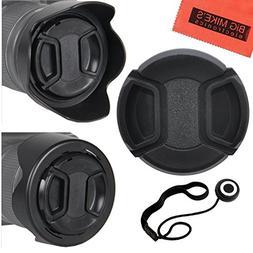 reversible lens hood
