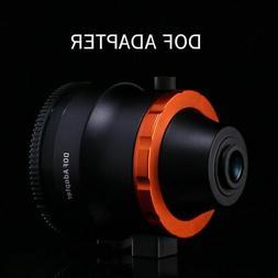 Ulanzi DOF Adapter E Mount Full Frame Camera Lens Adapter Fo