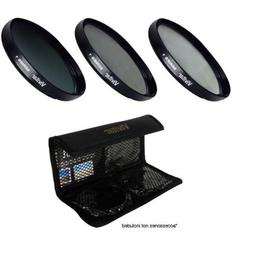 95mm Ultra Violet UV/ Circular Polarizer CPL /Florescent FDL