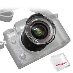 7artisans 12mm F2.8 Ultra Wide Angle Lens for Fuji Fujifilm