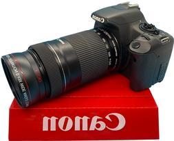Ultra Wide Angle Macro Fisheye Lens for Canon Eos Digital Re