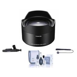 Sony Ultra Wide Conversion Lens for FE 28mm F2 - Bundle with