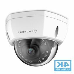 Amcrest UltraHD 4K  Outdoor Security POE IP Camera, 3840x216