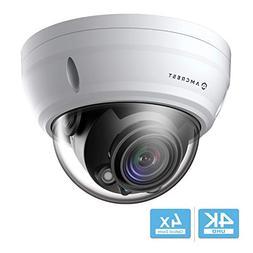 ebba8b040832 Amcrest UltraHD 4K Varifocal PoE Dome Outdoor Security Camer