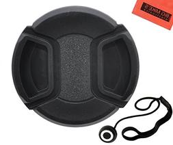 77mm Snap-On Lens Cap for Canon 16-35mm f/4L, 17-40mm, 17-55
