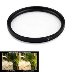 62mm UV Filter for DSRL Camera Lenses