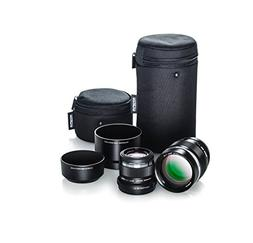 V311040BU010 Portrait Kit with 45mm f/1.8 and 75mm f/1.8 Len