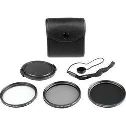 Bower VFK62C 62mm 5-Piece Digital Filter Kit