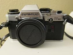 Vintage Olympus OM10 35mm SLR Camera