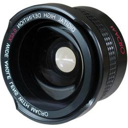 VIVITAR 37mm X42 WIDE ANGLE LENS FOR SONY HVR-A1E,A1U,HD1000