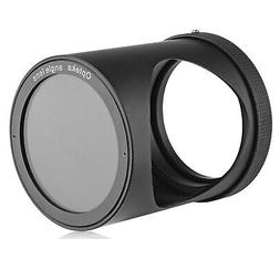 Opteka Voyeur Right Angle Spy Lens for 58mm, 55mm or 52mm Th