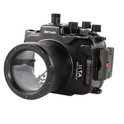 Fotga 40M Waterproof Underwater Camera Housing Case for Sony