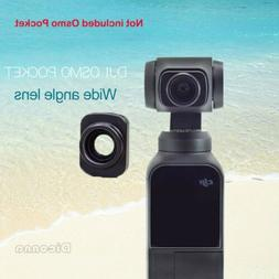 Waterproof Wide-angle Lens For DJI OSMO POCKET Handheld Came
