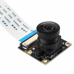 SainSmart Wide Angle Fish-Eye Camera Lenses for Raspberry Pi