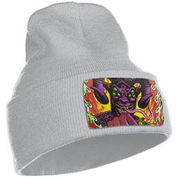 Woman & Man Sports Alice in Chains Winter Keep Warm Hat Knit