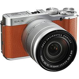 Fujifilm X-A2 Mirrorless Digital Camera with 16-50mm Lens  -