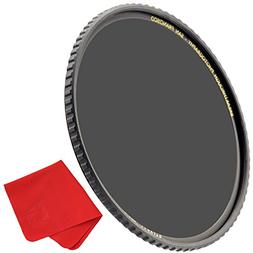 Breakthrough Photography 82mm X4 3-Stop ND Filter For Camera