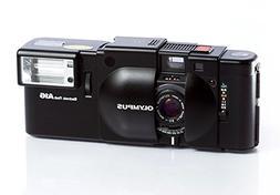 Olympus Xa Film Camera with A16 Electronic Flash