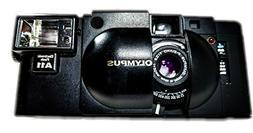 OLYMPUS XA 35MM RANGEFINDER FILM CAMERA WORKING WITH MANUAL,