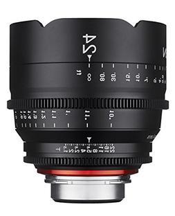 Rokinon Xeen XN24-PL 24mm T1.5 Professional CINE Lens for PL